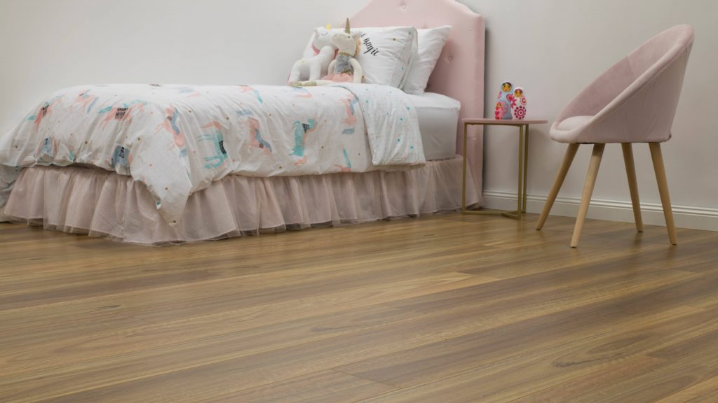 Reflection Laminate - Ultimate Collection 12mm - Spotted Gum_image 1